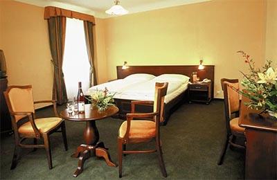 Hotel Čertovka Prag