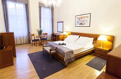 Hotel Modrá Růže Prag