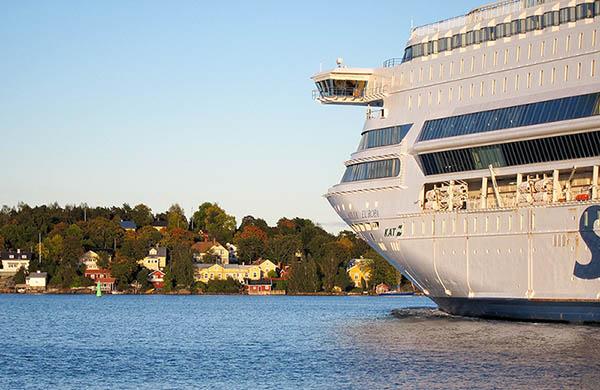 Kryssning till Åbo
