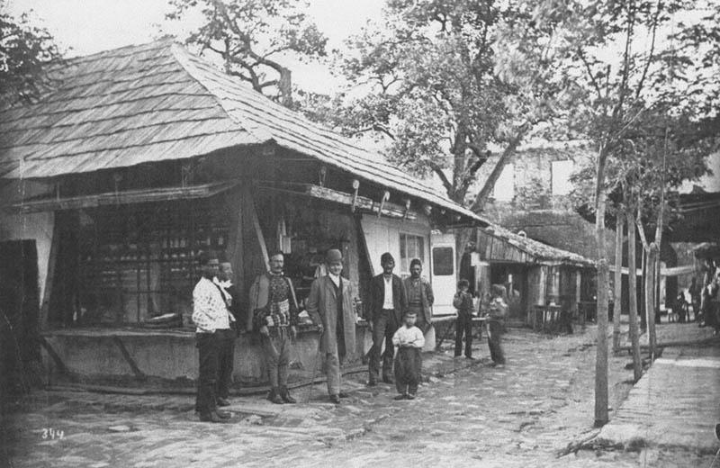 Bazaaren i Ada Kaleh