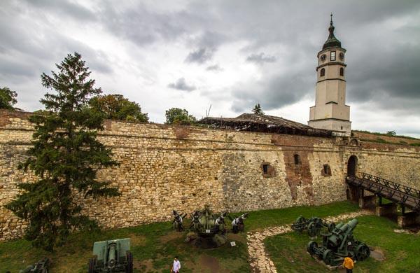 Belgrads fästning