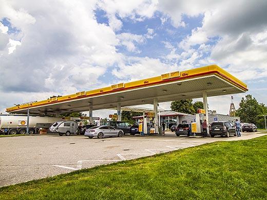 Bensin- och dieselpriser i Europa