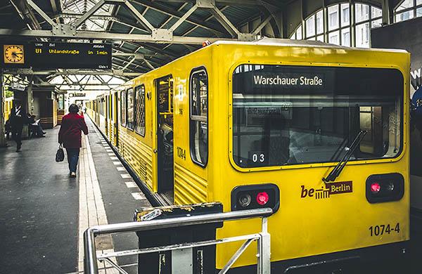 Kollektivtrafik i Berlin