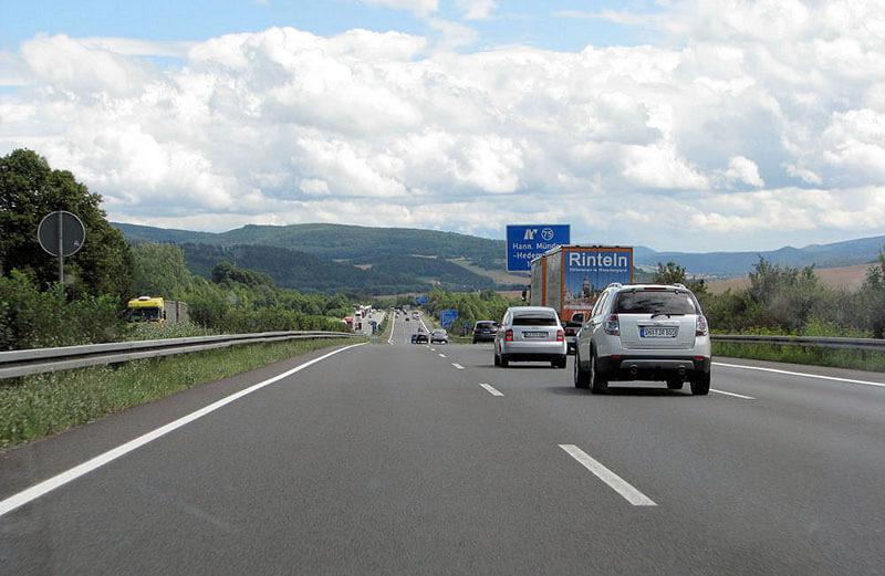 Motorväg i Tyskland