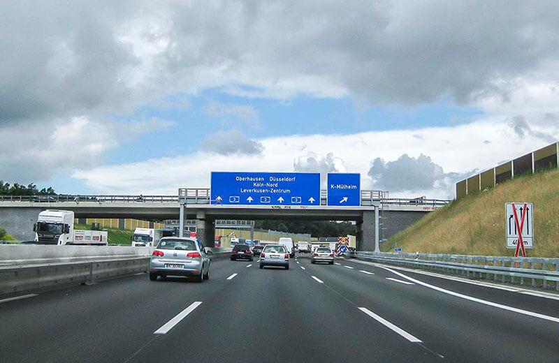 Bilsemester i Tyskland