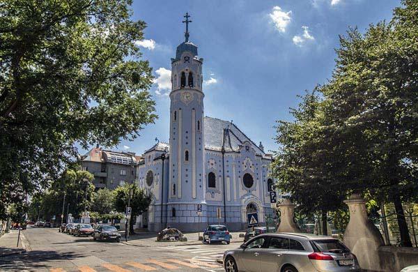 S.t Elisabets kyrka