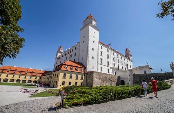 Bratislava slott