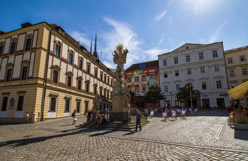 Centrala Brno