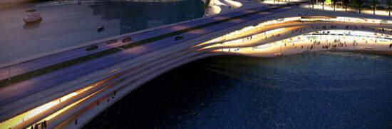 Ny bro mellan Helsingborg och Helsingör
