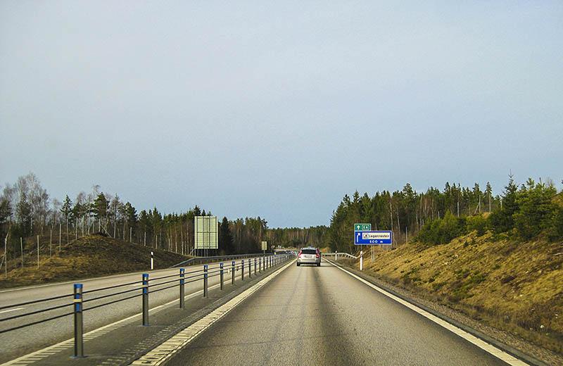 E4 Ljungby