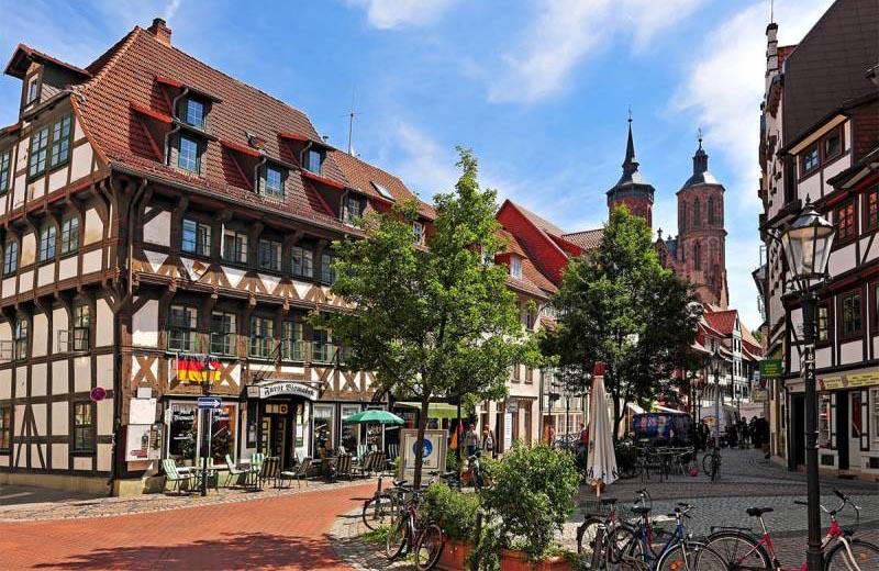 Övernatta i Göttingen