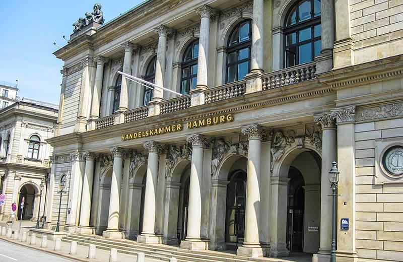 Hamburgs handelskammare