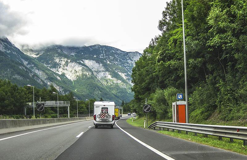 Bilsemester i Europa