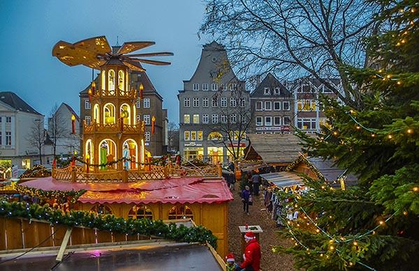 Julmarknad Flensburg