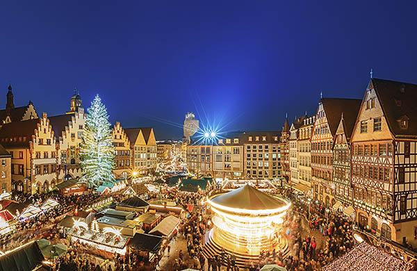 Julmarknader i Tyskland