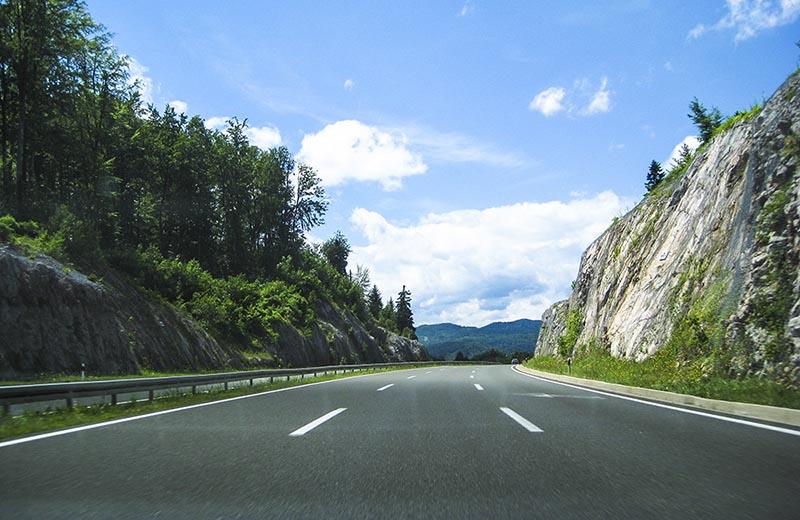Motorväg i Kroatien