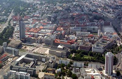 Övernatta i Leipzig