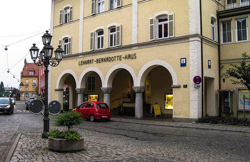 Lennart Bernadotte-huset
