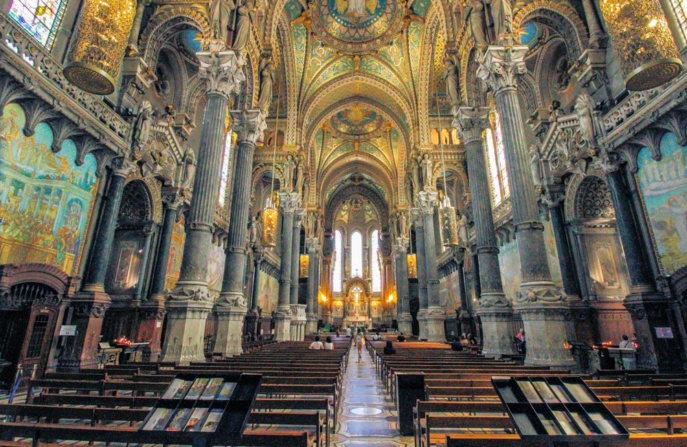 Basilique Notre Dame de Fourvière