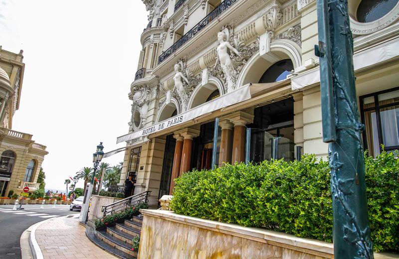 Hotel de Paris i Monaco