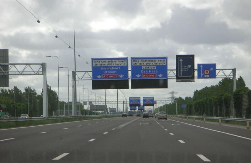Motorväg i Nederländerna