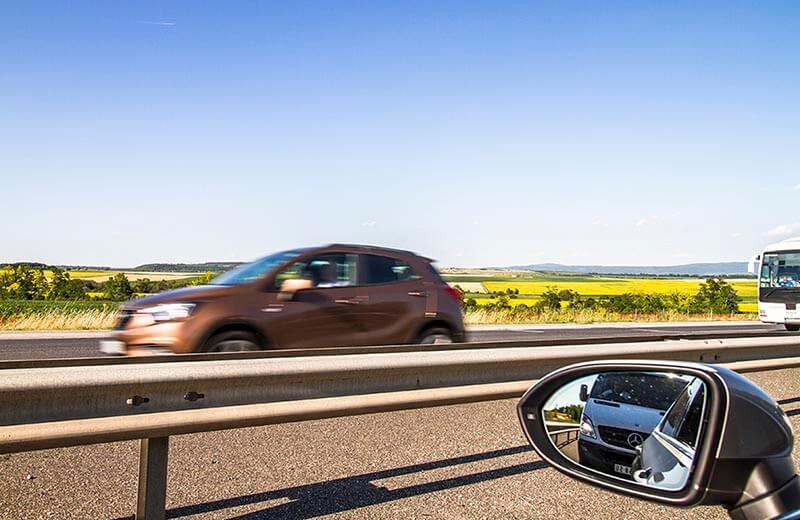 Motorvägsnätet i Ungern