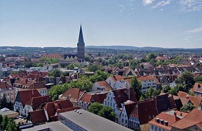 Övernatta i Osnabrück