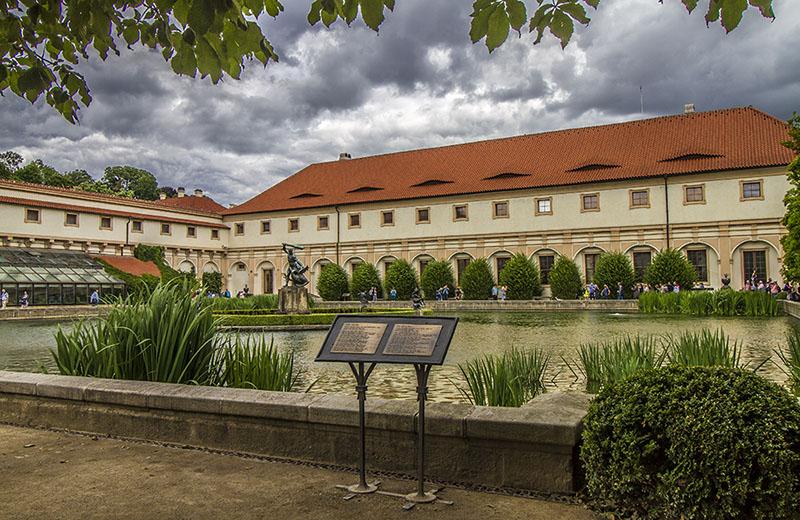Wallensteinpalatset