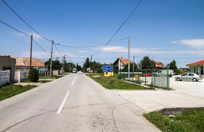 Gata i Slovakien