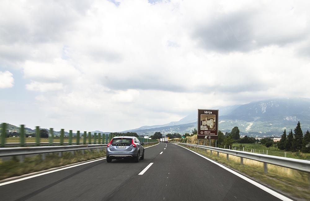 Motorväg i Slovenien