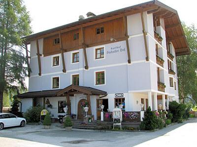 Stubacher Hof i Uttendorf