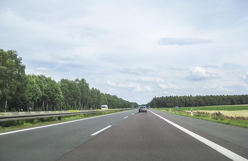 Motorväg i Tjeckien