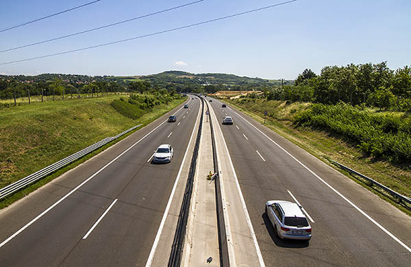 Motorväg i Ungern