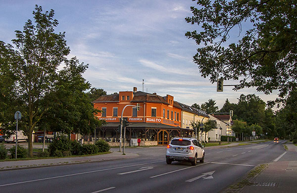 Wandlitz Restaurant Rialto