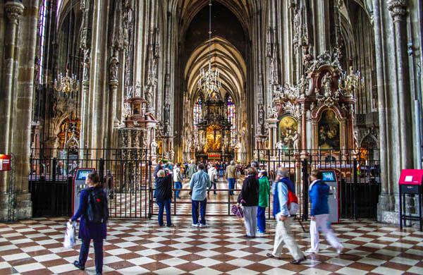 Stephansdomen i Wien