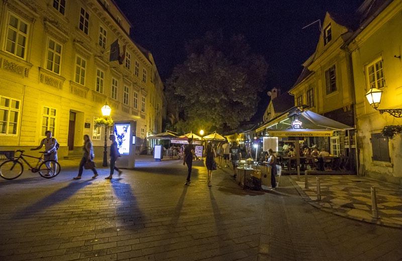 Restauranger Zagreb